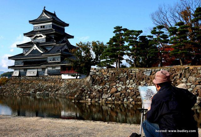 Unsung Places - Istana Matsumoto