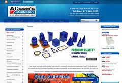 Alison's Montessori Homepage