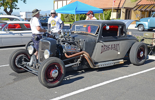 Bo Huff's Car Show by KID DEUCE