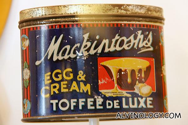 Before Macintosh, there was Mackintosh's