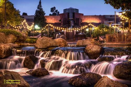 Blackhawk Plaza Fountains 1