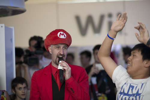 Ninteno Wii U Launch 29.11.12 EB SWANSTON ST MELBOURNE (71 of 410)
