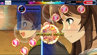 DJMAX Technika Tune on PS Vita