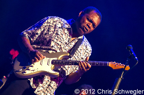 The Robert Cray Band - 12-02-12 - Royal Oak Music Theatre, Royal Oak, MI