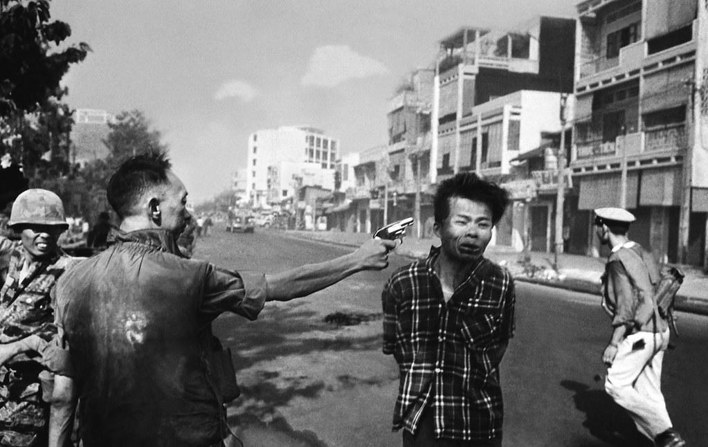 Una ejecución a sangre fría (Ho Chi Minh, 1968)