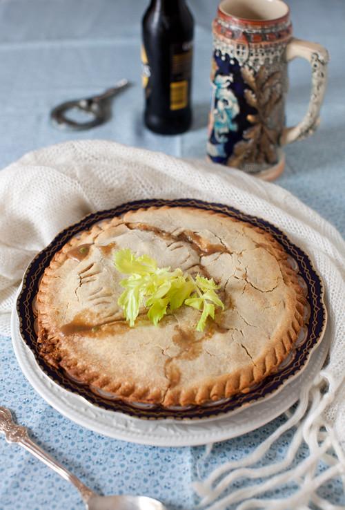 Beef pie 1