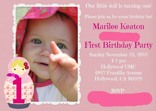 marilee invite