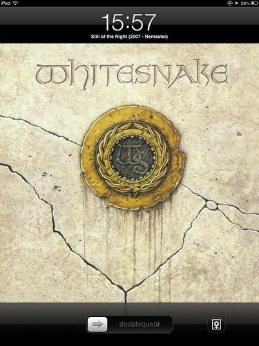 Whitesnake Unlock by Rogsil