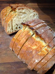 baking, beer bread, bread, rye bread, baked goods, ciabatta, food, soda bread, sliced bread, sourdough,