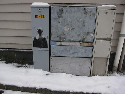 Stencil found in Stavanger