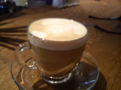 קפה הפוך מטבע כרכור