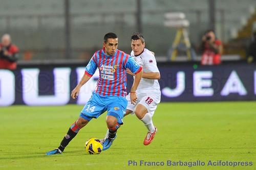 Calcio, Catania-Roma: presentazione della gara$