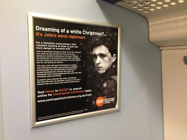 centrepoint train advertising campaign flickr photo