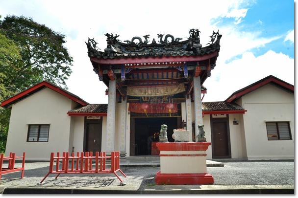 Balik Pulau Chinese Temple