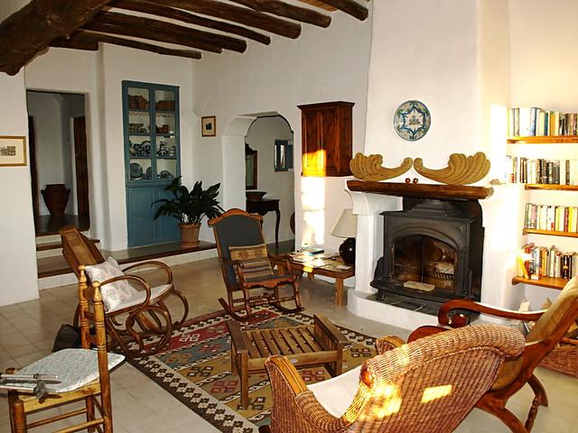 Casa de Las Chimeneas, La Alpujarra