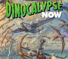 Dinocalypse Now (Spirit Of The Century, #1)