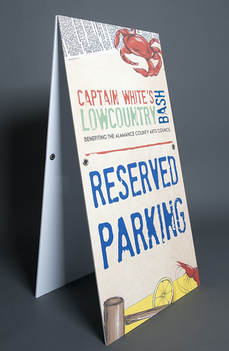 Event & Directional Signs