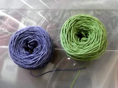 Yarn reconditioning