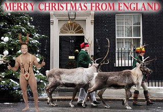MERRY CHRISTMAS FROM ENGLAND