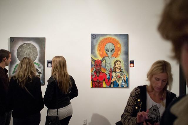 T.F.R. Gallery