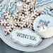 Winter cookies by De Koekenbakkers