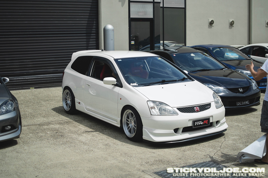 Type r Ep3 Wing Ep3 Civic Type R…