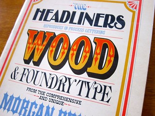 The Headliners / Morgan Press type specimen book