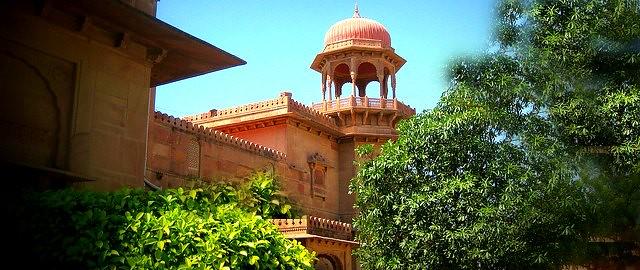 lalgarh palace bikaner