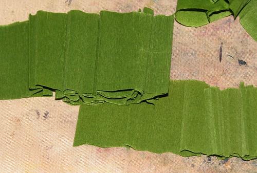 crepe paper tree 001