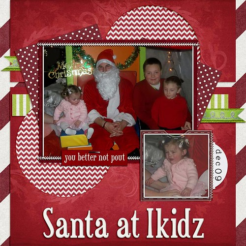 Santa At Ikidz by Lukasmummy