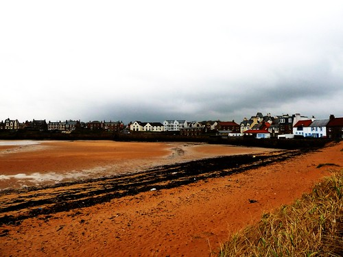 Elie Beach,Scotland