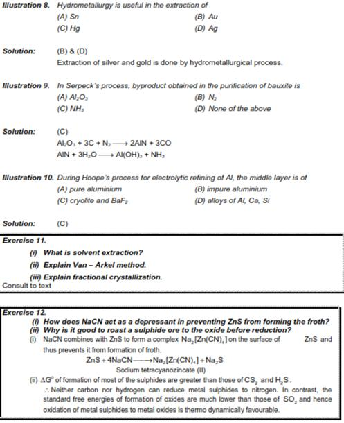 CBSE Class 12 Chemistry Notes