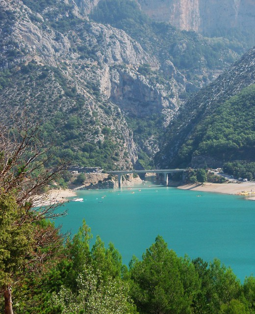 Gorges du Verdon: o Grand Canyon da Provence