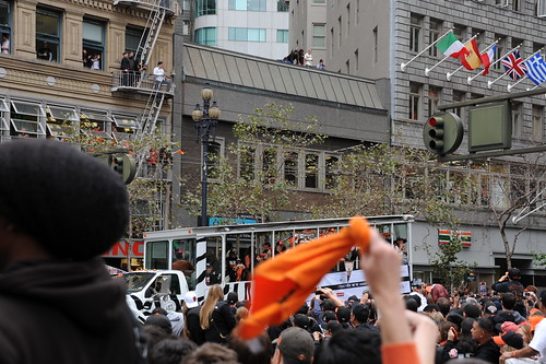 SF Giants World Series Champion Parade