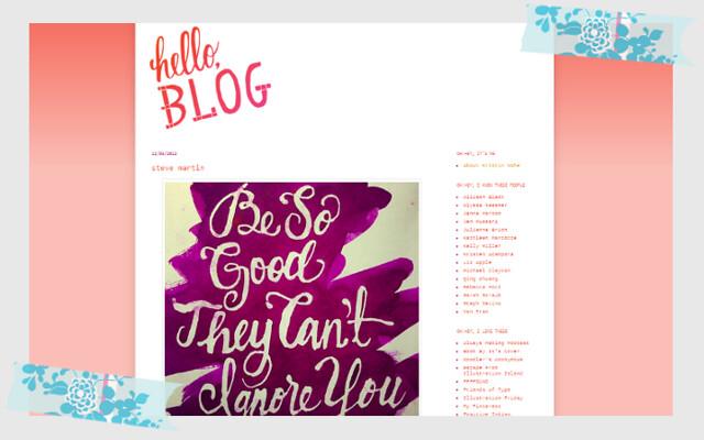 December 21 - Blog Love Fest
