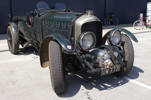Classic Bentley Motor Cars For Sale