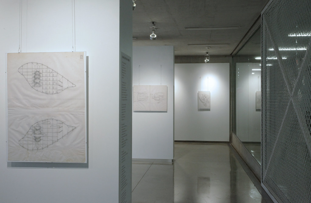 View of the exhibition in Milstein Gallery.