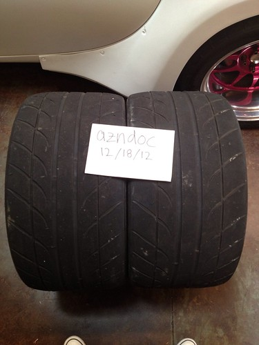 18 Quot Fs Used Hankook Rs3 265 40r18 Pair And 305 30r19