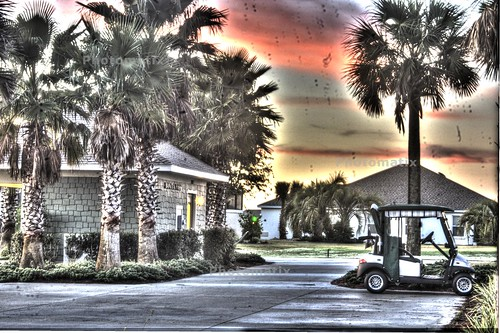 sunrise golf course tarpon boil