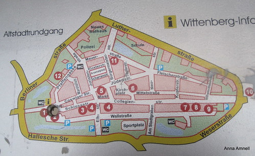 Wittenberg by Anna Amnell