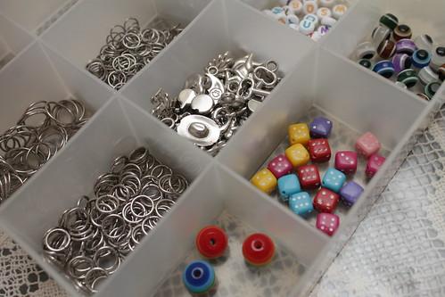 Stitch Marker Making Supplies