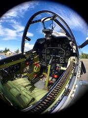 North American P-51B Mustang 'Impatient Virgin'