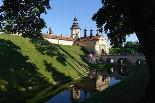 nesvizh belarus castle architecture несвиж несвижскийзамок замок белоруссия беларусь