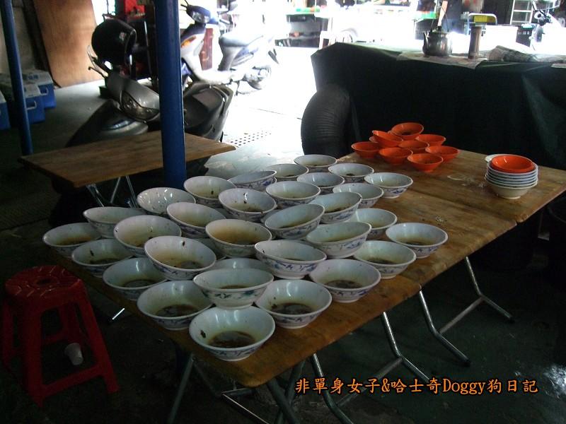 南機場白天美食汕頭乾麵11