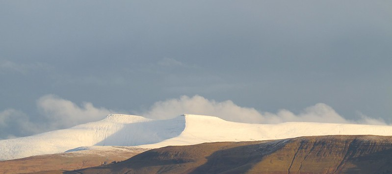 pen y fan snow nov 3rd b 2012