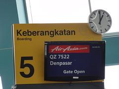 Air Asia Departure