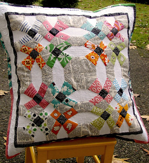 finished pillow pts9