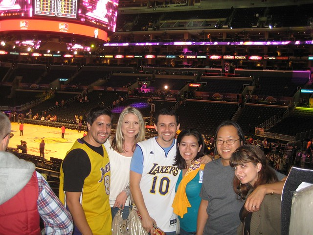 Lakers Nov 2012