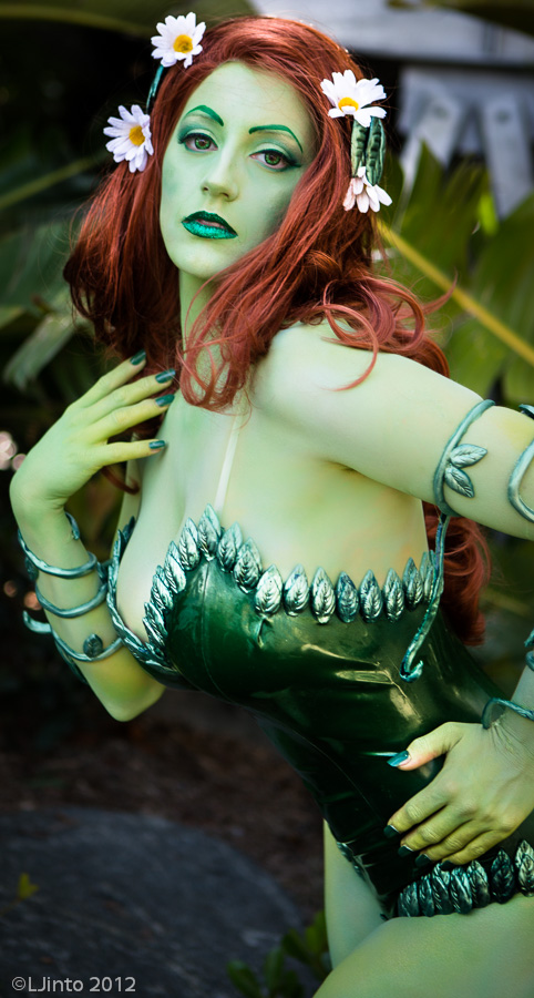 SDCC Poison Ivy-4