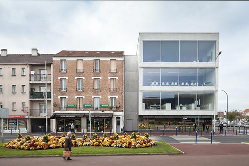 Mémorial de la Shoah de Drancy, Diener & Diener Architects